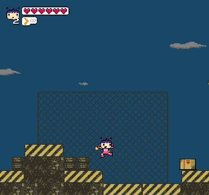 ITch限时免费领取两款游戏《Giga Girl》、《Little Comet》